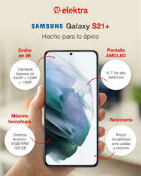 Galaxy S21+
