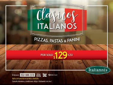 Clásicos Italianos- Page 1