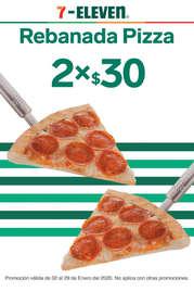 Rebanada Pizza