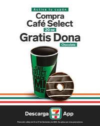 Café más dona