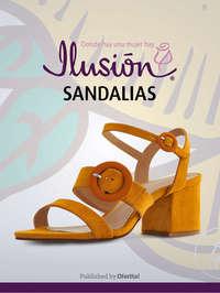 Ilusión sandalias