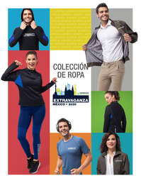 Catálogo ropa Extravaganza 2020