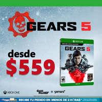 Gears 5 desde $559