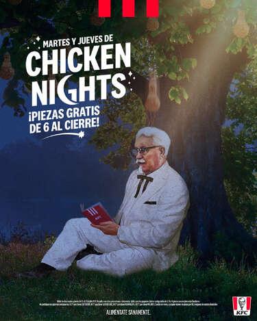 Chicken Nights- Page 1