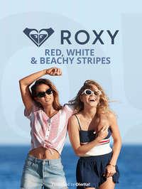 Red White Beachy Stripes