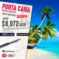 Punta Cana desde $8,072