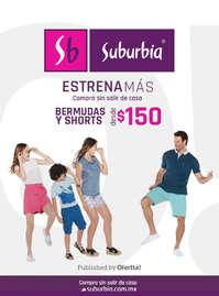 Bermudas desde $150