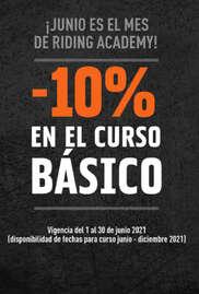10% dcto en curso básico