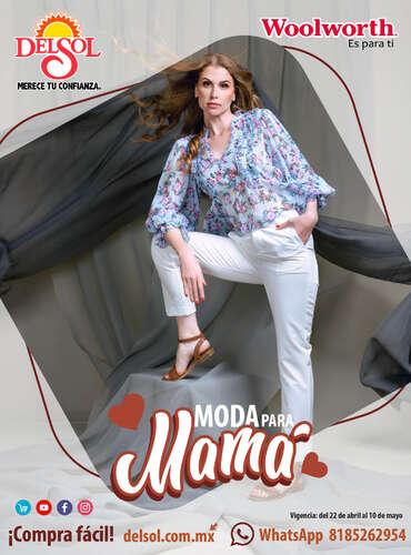 Moda para mamá- Page 1