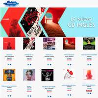 Lo Nuevo - CD Inglés