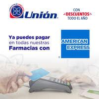 Ya puedes pagar con American Express