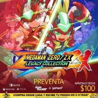 Megaman Zero/ZX