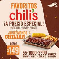 Favoritos Chili's