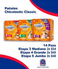 Pañales Chicolastic