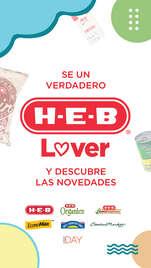 H-E-B Lover