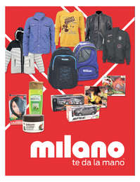 Catálogo Milano