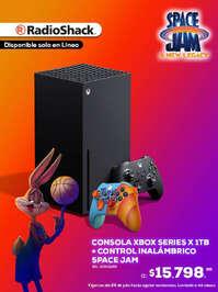 Space Jam + Xbox Series
