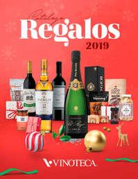 Catálogo de regalos 2019