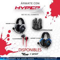 Nuevos Productos Hyper X