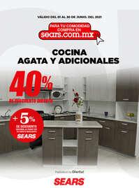 Cocina Agata y adicionales