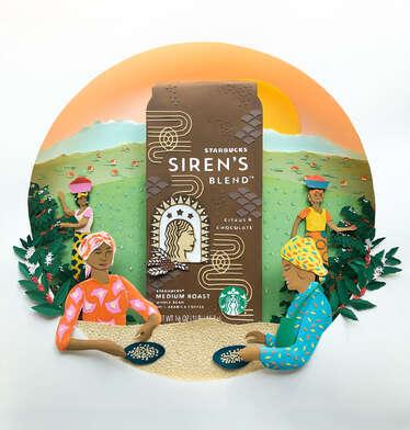 Siren's Blend- Page 1