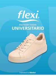 Dama Sneakers Universitario