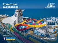 Crucero por las Bahamas