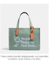 Nuevos Totes reciclados