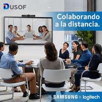 Samsung x Logitech
