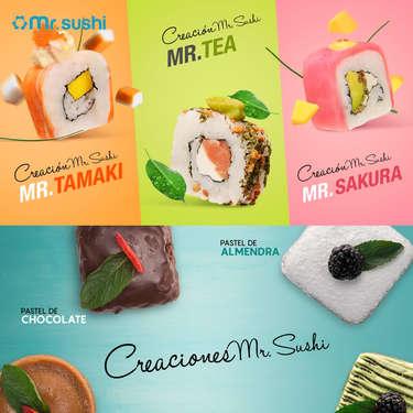 Creaciones Mr. Sushi- Page 1