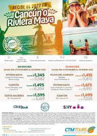 Cancún o Rivera Maya