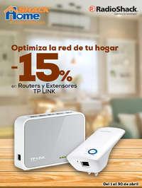 Optimiza la red de tu hogar