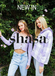 New In Shasa