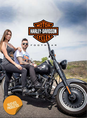 Harley Davidson- Page 1