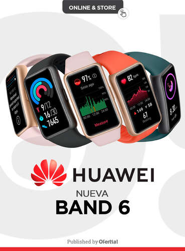 Huawei Band 6- Page 1
