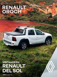 Renault Oroch - Del Sol
