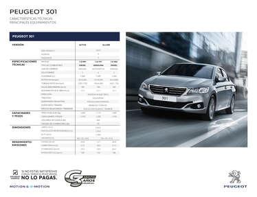 Peugeot 301- Page 1