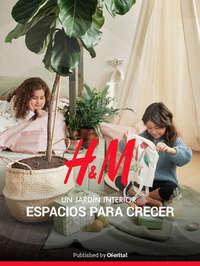 H&M Home Jardín Interior