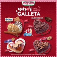Amor con mucha galleta