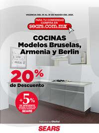 Cocinas Modelos Bruselas, Armenia y BErlin