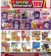 Super 65 Aniversario - Hermosillo