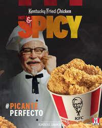 Prueba el Hot & Spicy