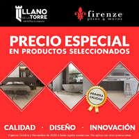 Precio especial en productos seleccionados
