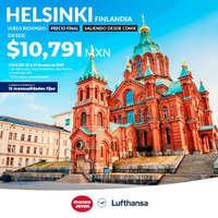 Viaja a Helsinki