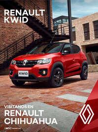 Renault Kwid - Chihuahua