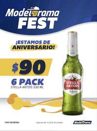 Promo 6 pack de Stella Artois