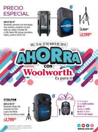 Ahorra con Woolworth - Ciudad de México