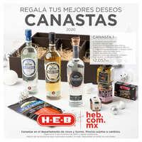CATÁLOGO CANASTAS