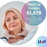 Check up Tiroideo