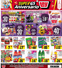Super 65 Aniversario - Culiacán